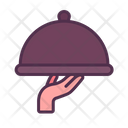 Service Serve Food Icon