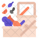 Tiffinservices Fooddelivery Meal Icon