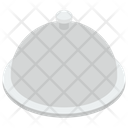 Food Serving Cloche Lid Cloche Icon