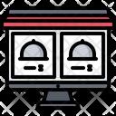 Shop Computer Food Icon