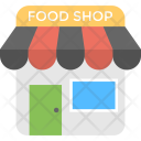 Food Shop Supermarket Icon