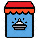 Reciept Shop Delivery Icon