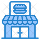 Food Shop Package Icon