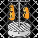 Food Smocking Icon