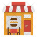 Restaurant Food Shopping Icon