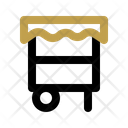Food Stand Food Kitchen Icon