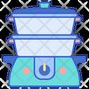 Food Steamer Steamer Machine Steamer Icon