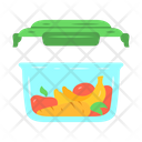 Food Storage Container Icon