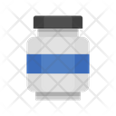 Food Storage Jar Icon