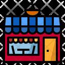 Food Shop Restaurant Icon
