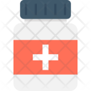 Food Supplement Icon