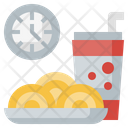 Food Time Icon