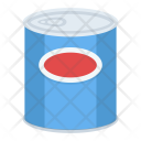 Canned Food Preserving Icon