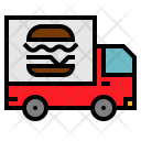 Food Track Icon