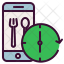 Food Tracking Food Track Icon