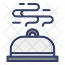 Food Tray Food Serving Waiter Icon