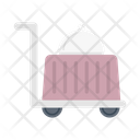 Food Trolley Serve Icon