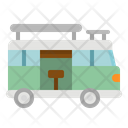 Van Transport Camper Icon