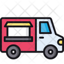 Food Truck Food Cart Food Stand Icon