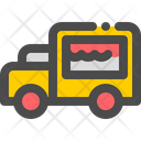 Food Truck Drink Icon