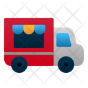 Food Truck Cafe Restaurant Icon