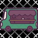 Food Truck Restaurant Icon