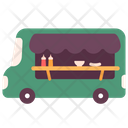 Food Truck Restaurant Icon