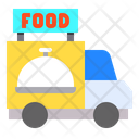 Delivery Food Order Icon