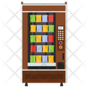 Food Vending Vending Machine Coin Machine Icon