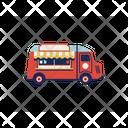 Food Wagon Icon