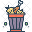 Food Waste Icon