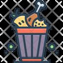 Food Waste Waste Food Icon