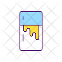 Food Recycling Refrigerator Icon