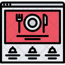 Food website Icon