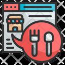 Food Website Icon