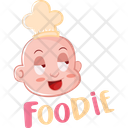 Foodie Baby Icon