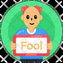 Joker Jester Fool Icon