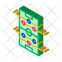 Crosses Darts Electronic Icon