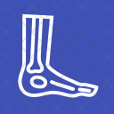 Foot X Ray Icon