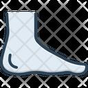 Foot Leg Paw Icon