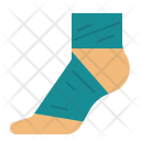 Foot Ankle Injury Icon