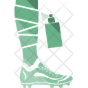 Foot Boot Harm Icon