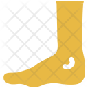 Foot Part Body Icon