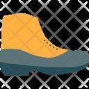 Foot Leg Shoe Icon