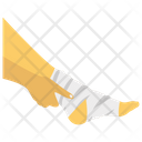 Foot Bandage Icon
