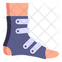 Foot Brace Foot Splint Ankle Brace Icon