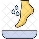 Foot Care Icon