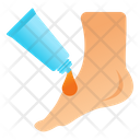 Foot Cream Icon