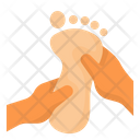 Foot Massage Spa Icon