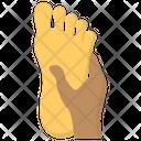 Foot Massage Feet Icon